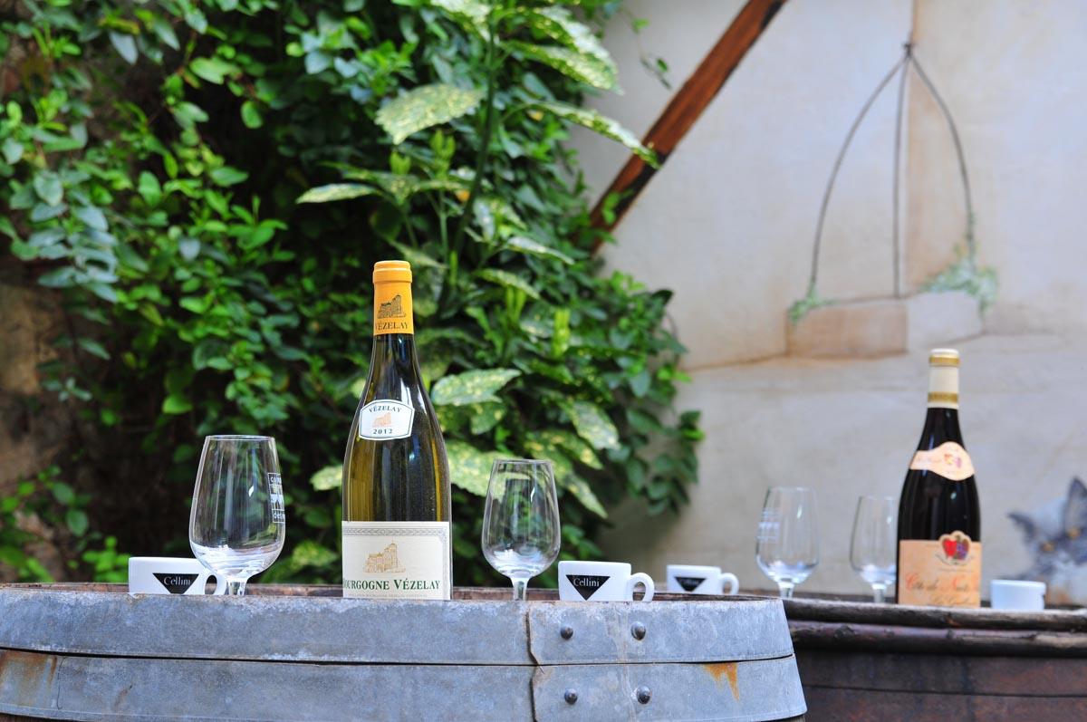 Restaurant Vezelay Hotel