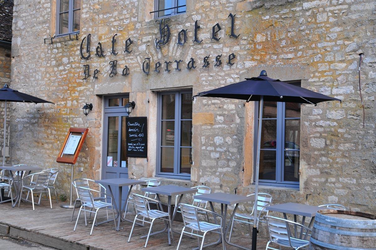Hotel Restaurant Vezelay